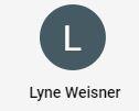 Lyne Weisner